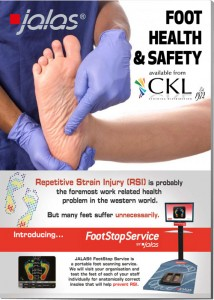 CKL JALAS Foot Health Safety and FSS FootStop Service PDF