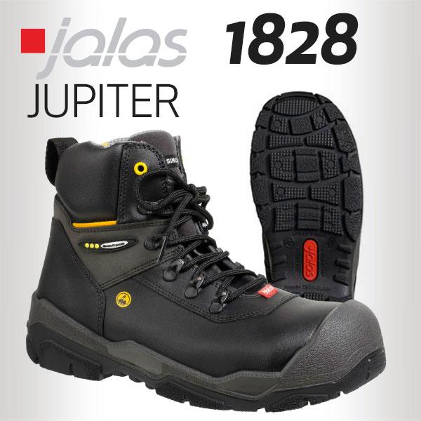 JALAS1828 JUPITER: UNBEATABLE Tough But Comfortable Gen. Purpose / Outdoor S3 Boot
