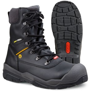 "JALAS 1878 by Ejendals: ""OFFROAD"" - Heavy Industry, Extreme Outdoor, High-Ankle, S3 Safety Boot"