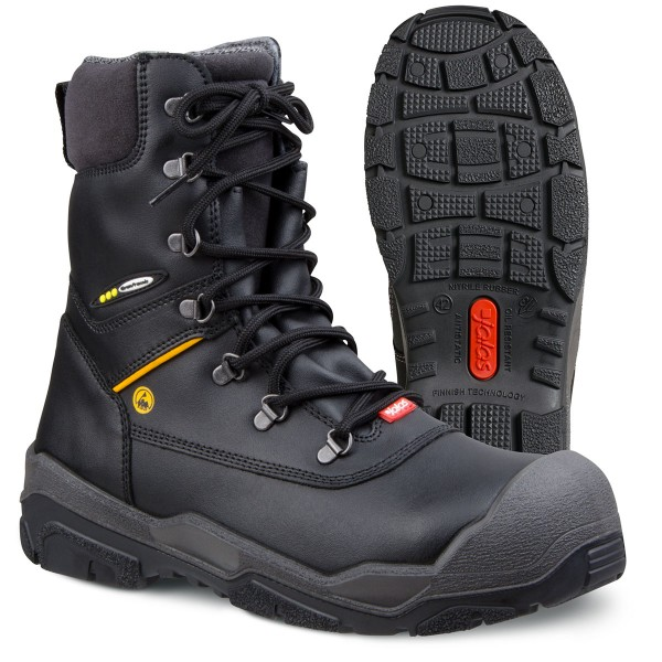 """JALAS 1878 by Ejendals: """"OFFROAD"""" - Heavy Industry, Extreme Outdoor, High-Ankle, S3 Safety Boot"""