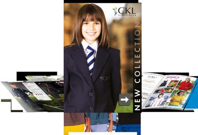 CKL Schoolwear Catalogue Download