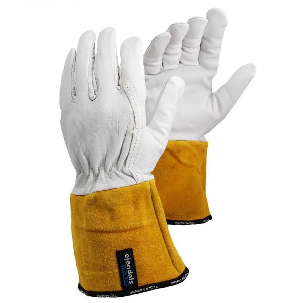 TEGERA®130: 100ºC TIG-Welding High Protection Gloves