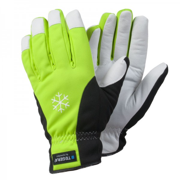 TEGERA®293: Thinsulate Wind/Waterproof Leather Gloves