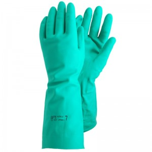 TEGERA® 48: Chem. Micro-Organism Nitrile (Foodsafe) Gloves