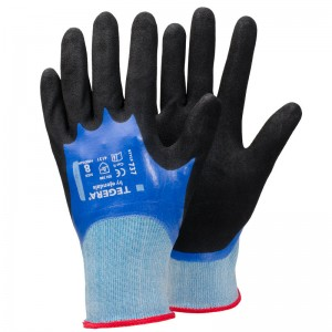 TEGERA®737 by Ejendals: BEST All-Round Nitrile-Grip Gen. Work Glove