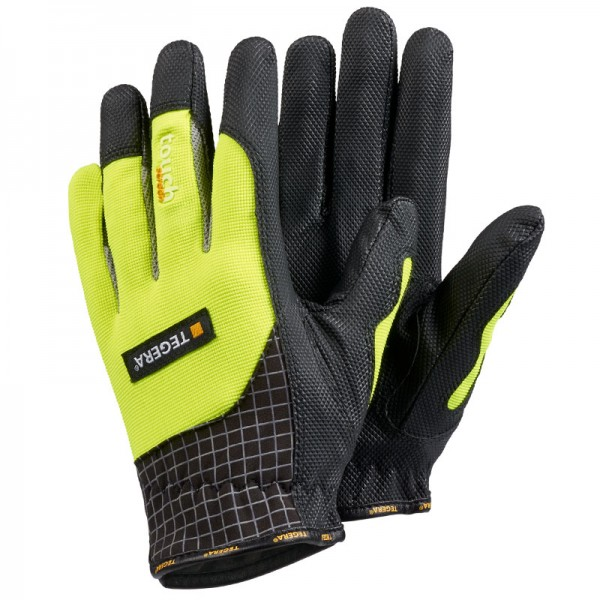 TEGERA®9123 by Ejendals: Hi-Grip Microthan+TOUCHSCREEN Glove