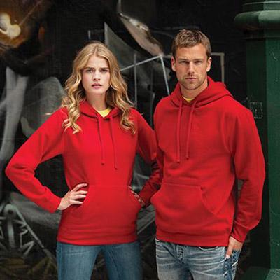 Kids' & Adults'Hooded Sweatshirt-Adults
