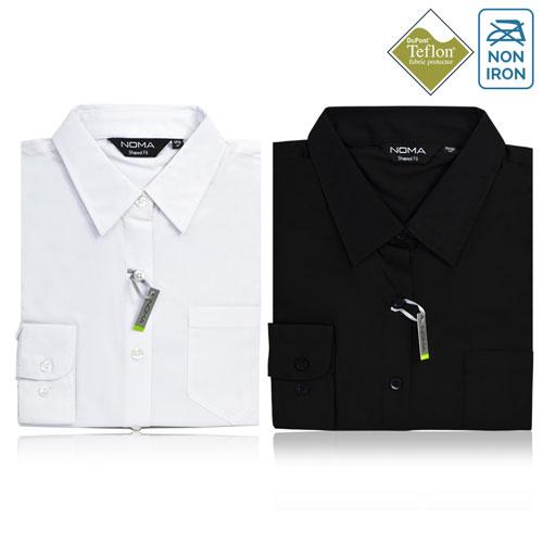 NSHL01-Noma Ladies Classic Shirt L/S-ALL