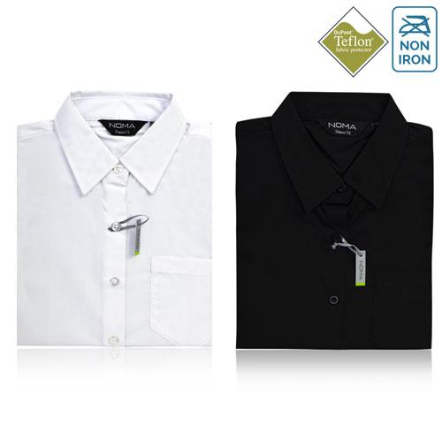 NSHL02-Noma Ladies Classic Shirt S/S-ALL
