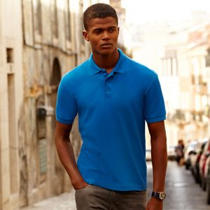 SPA-180g 65/35 Basic Poly-Cotton Polo