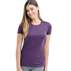 ST8100-140g Ladies 'ACTIVE' Sports T (Smooth, Body-Fit)