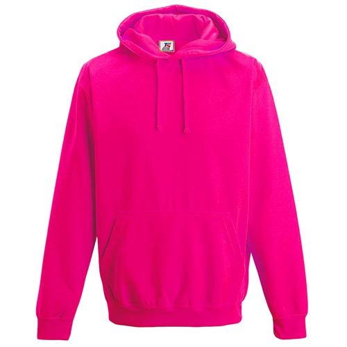 80/20PC Electric Hooded Raglan Sweats-TSA08_electric_pink