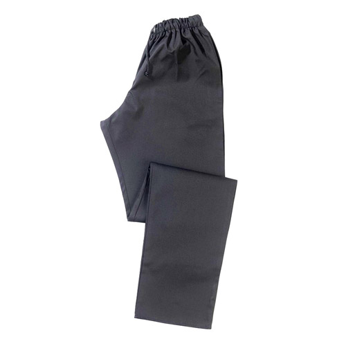 Unisex Elasticated Chef's Trousers-WCTRA965-main