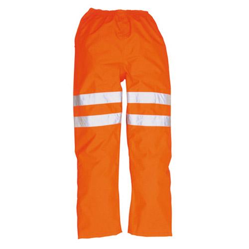 Hi Vis Traffic Trousers GO/RT-WTRA31R-main
