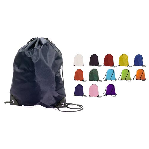 Stafford Nylon Drawstring Backpack - GBA5890