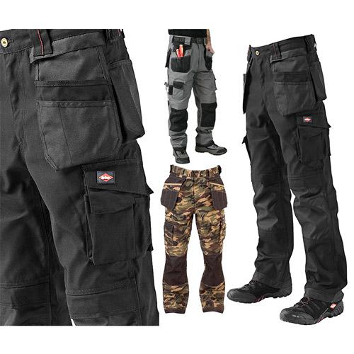 Canvas Premium Spec. Cargo Trouser - LCPNT210-combo