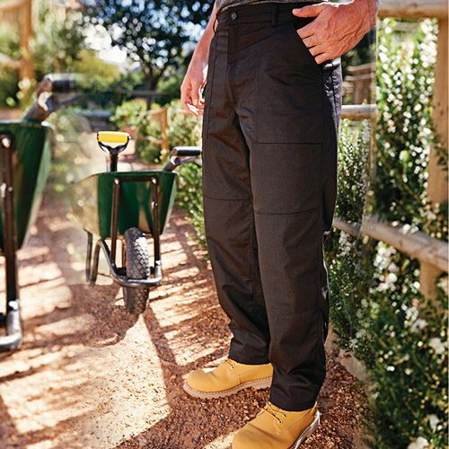 'Action II' Lined Work Trouser - RTRA331-black