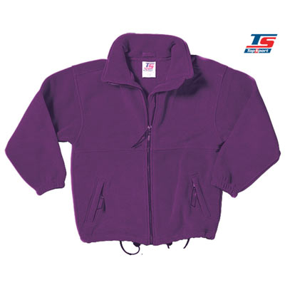 Gold Label Premium Polar Fleece - TFA01-purple