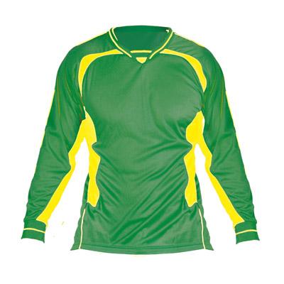 Kids Football Kit - TFKK01-kelly-green