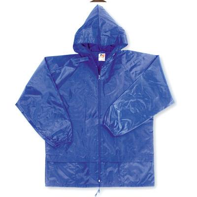 Pack-Away Showerproof Kagoul - TJAA03 - royal
