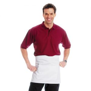 Bar Apron (with Pocket) - WAPA03