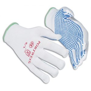 Nylon Polka-Dot Glove - WGLA110