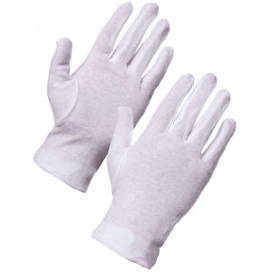 Forchette CAT1 Cotton Inspection Gloves - WGLA24