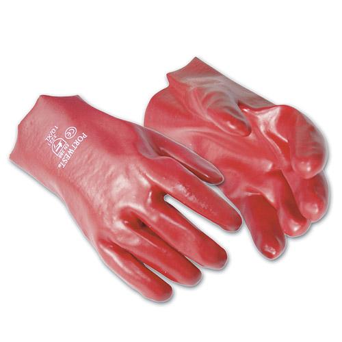 PVC Guantlet Glove - WGLA427