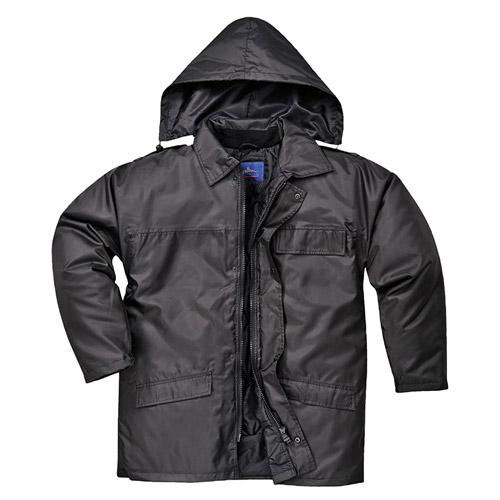 Security Jacket - WJAA534 - black
