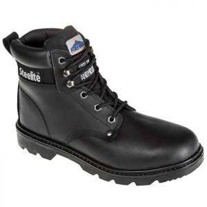 Steelite Thor Safety Boot S3 WSFA11-black