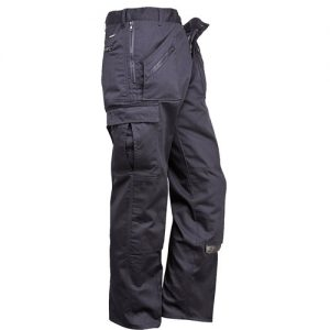 'Action' Trouser - WTRA887-black