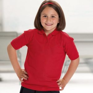 Kids Classic PC Polo - JPK539