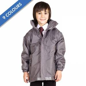 Kids Premium Reversible Waterproof Fleece - TFK06