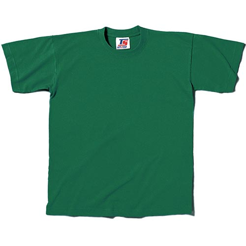 2-PACK T-Shirt Crew Neck 150g-TTA02-emerald-garment
