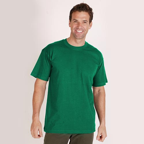 2-PACK T-Shirt Crew Neck 150g-TTA02-emerald