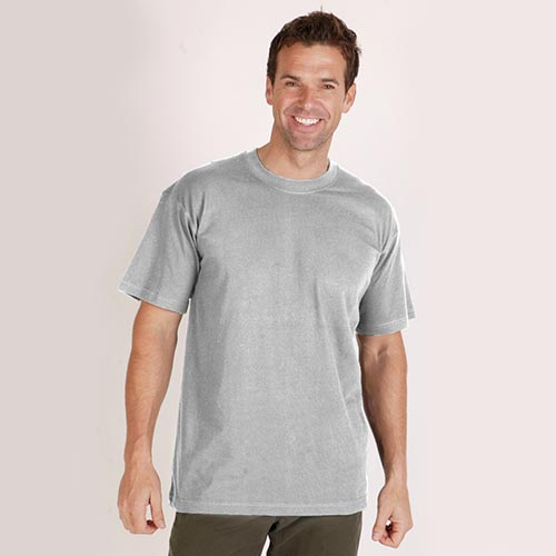 2-PACK T-Shirt Crew Neck 150g-TTA02-grey