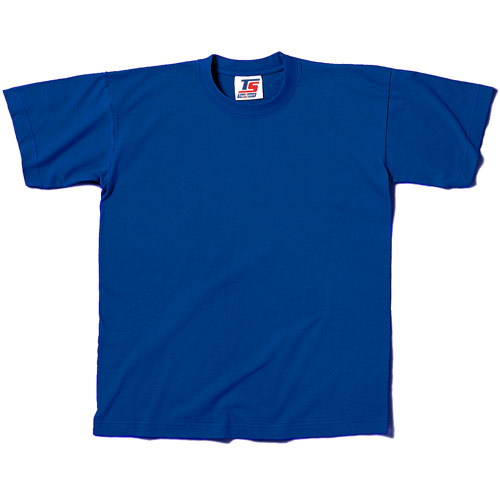 2-PACK T-Shirt Crew Neck 150g-TTA02-royal-garment