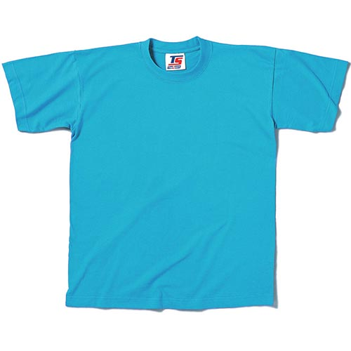 2-PACK T-Shirt Crew Neck 150g-TTA02-sky-garment