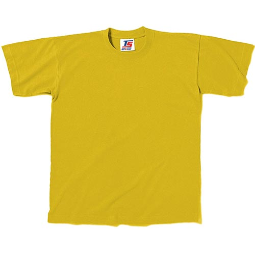 2-PACK T-Shirt Crew Neck 150g-TTA02-sunflower-garment