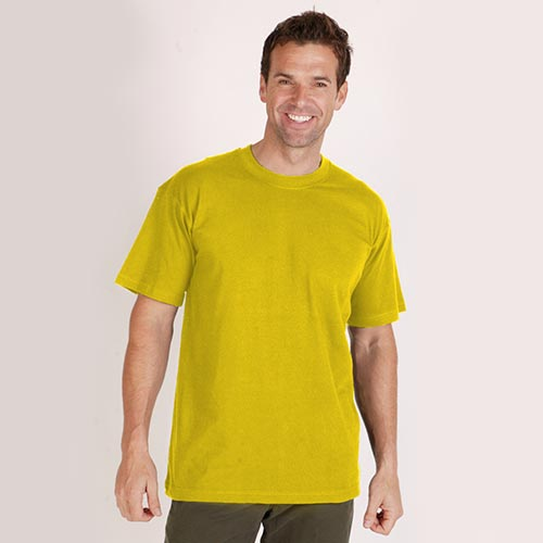 2-PACK T-Shirt Crew Neck 150g-TTA02-sunflower