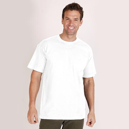 2-PACK T-Shirt Crew Neck 150g-TTA02-white