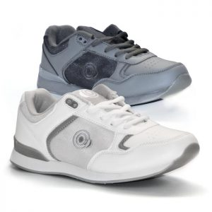 'KITTY' Touch Gastening Trainer-Style Ladies Bowling Shoe-PFOL838