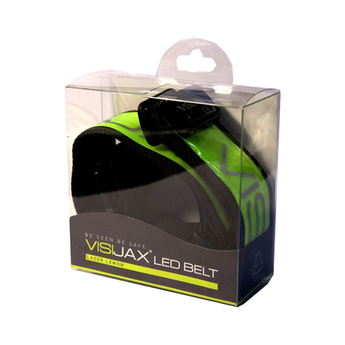 Visijax LED Sports Belt - Green