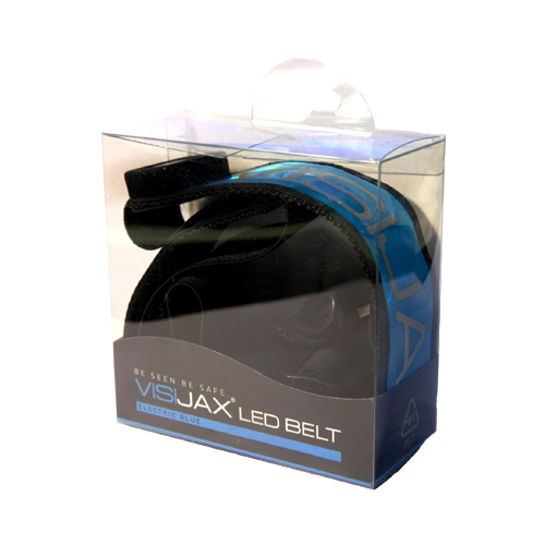 Visijax LED Sports Belt - Blue