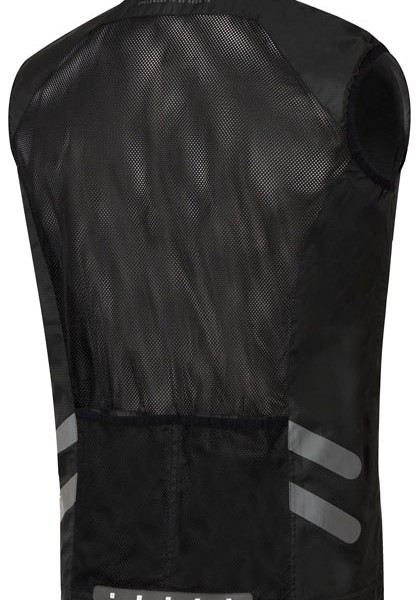 VISIJAX Gilet - Black - Full Back