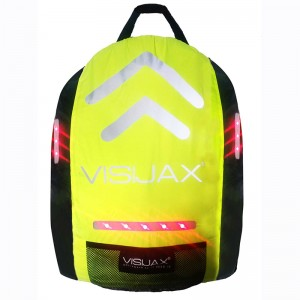 LED Hi-Vis Backpack Cover - Cyclist Equestrian