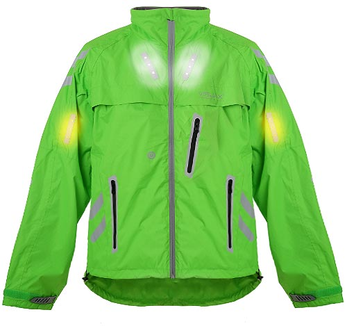 VISIJAX City Ace Cycling Jacket - available from CKL.uk.com