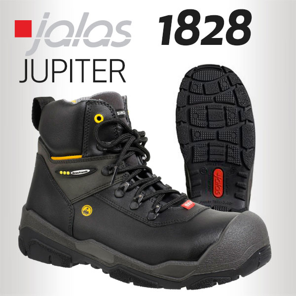 JALAS1828 JUPITER: UNBEATABLE Tough But Comfortable Gen. Purpose / Outdoor S3 Boot