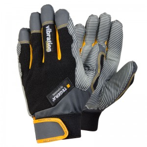 TEGERA9180 ANTI-VIBRATION CAT2 Reinforced Fingertips Gloves
