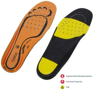 JALAS8711L - Neutralizer Insole Low Arch Support